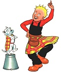 Wullie's a'right!