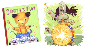 """Sooty's Fun"" - A Purnell storybook"