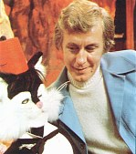 Ray Alan and Ali Cat