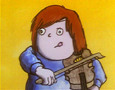 """The Sad Story of Veronica Who Played the Violin"" an Anytime Tale prosduced by King Rollo Films for Abbey Home Media"