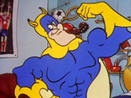 """Bananaman"" from 101Productions/DC Thomson"