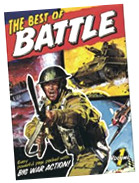"""The Best of 'Battle' - Volume One"" from Titan Books"