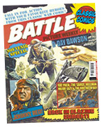 """Classic Comics: Battle Picture Weekly"" from Egmont UK"