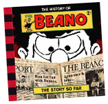 """The History of The Beano"" - new from Waverley Books!"