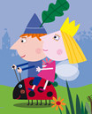 Ben and Holly's Little Kingdom from Astley Baker Davies