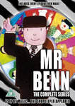 Mr Benn - yours to own on DVD!