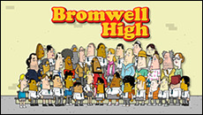 Bromwell High from Hat Trick / Decode