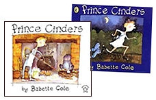 """Prince Cinders"" by Babette Cole"