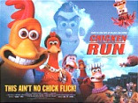 Chicken Run film poster