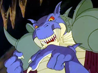 "Zordrak in ""The Dreamstone"""