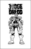 Judge Dredd by Mike McMahon