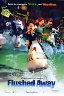 """Flushed Away"" - the latest poster..."