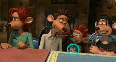 """Flushed Away"" (Aardman/DreamWorks)"