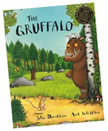 """The Gruffalo"" by Julia Donaldson and Axel Sheffler"