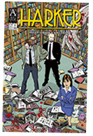 Harker - issue five - from Ariel Press