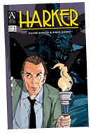 Harker - issue six - from Ariel Press