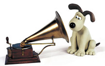 Gromit: top Dog at HMV