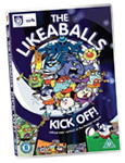 The Likeaballs - now on DVD!