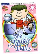 """The Magic Ball:  The Complete Second Series"" from Network / Granada Ventures"