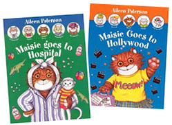 Maisie books by Aileen Paterson