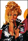 Modesty Blaise - the original movie...