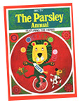 Parsley Annual 1972  with art by Eso