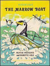 The Marrow Boat - a Pingwings book by Oliver Postgate & Babette Cole