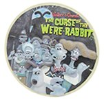 Curse of the Were-Rabbit plate