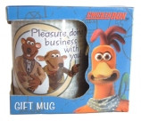 """Pleasure doung business with you!"" mug"
