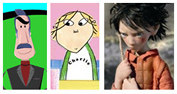 """The Secret Show"", ""Charlie and Lola"", ""Peter and The Wolf"" - Pulcinella winners for 2007"