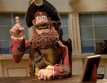 """The Pirates! So You Want to be a Pirate!"" (Sony Pictures Animation Inc.)"
