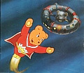 SuperTed's space station