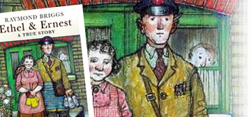 "Raymond Briggs' ""Ethel & Ernest"" is being made into a film by TVC"