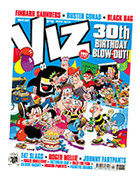 Viz issue 190 - 3oth birthday issue!