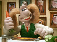 """Wallace and Gromit: The Curse of the Were-Rabbit"" (Aardman Animations / Dreamworks Animation)"