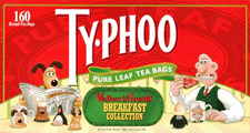 Typhoo - front of pack promo