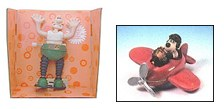Wallace & Gromit collectibles from Vivid Imaginations