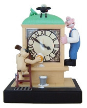 W&G Moving Alarm Clock