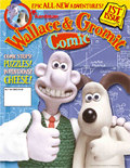 Wallace & Gromit Comic - new from Titan Magazines!