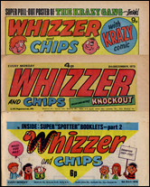 Which Whizzer was best?  - The changing face of Whizzer & Chips