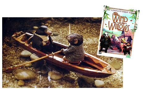 Toonhound's Wind in the Willows Giveaway!
