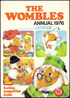 The Wombles Annual 1976